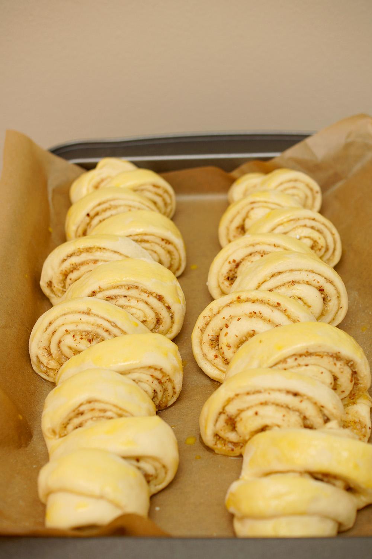 Mandel Zupfschnecken