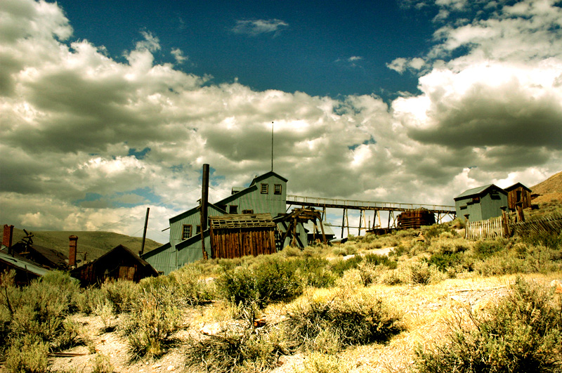 Ghost Town Bodie 3