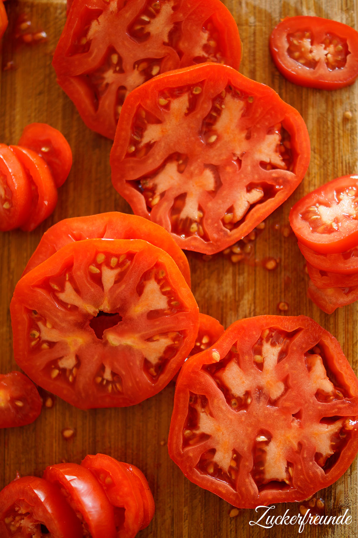 cremige tomaten tarte lieberbacken. Black Bedroom Furniture Sets. Home Design Ideas
