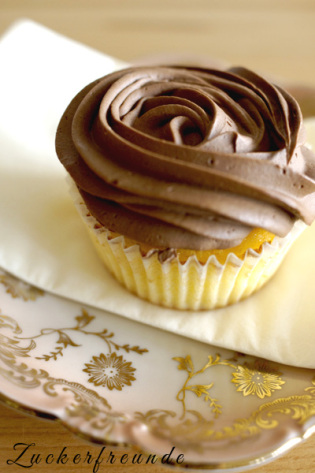 Chocolate Buttercream Cupcakes