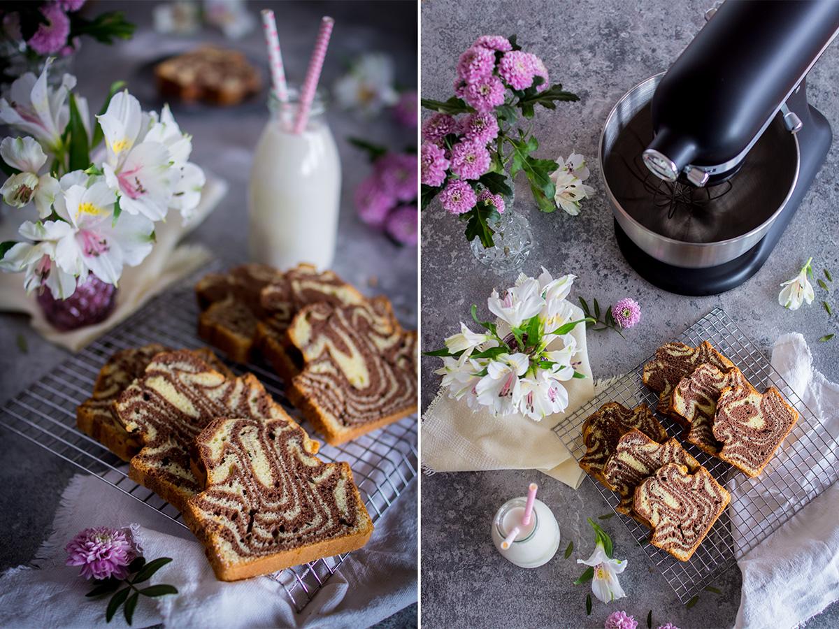 Feiner Marmorkuchen & Kitchen Aid Mini