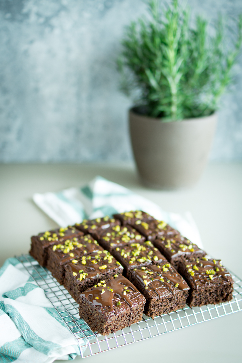 Avocado-Brownies